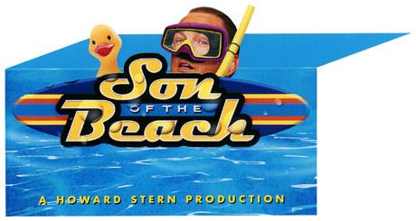 Son of the Beach | Shelf Talker Design 4