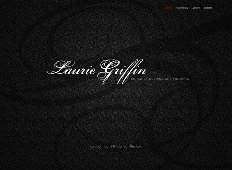 Laurie Griffin Retouching | Website Home Page