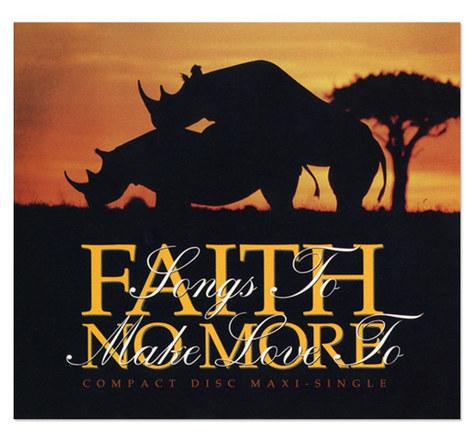 Faith No More | Songs To Make Love To CD Maxi-Single Front