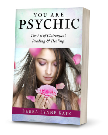 You Are Psychic | Front Cover Design 4