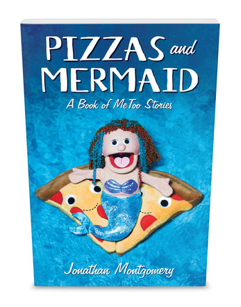 Pizzas and Mermaid | Final Front Cover