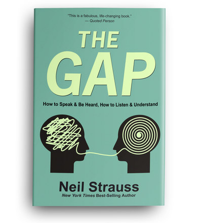 The Gap | Front Cover Design 4