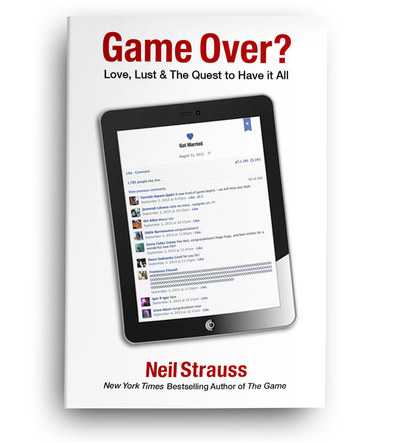 Game Over | Front Cover Design 2