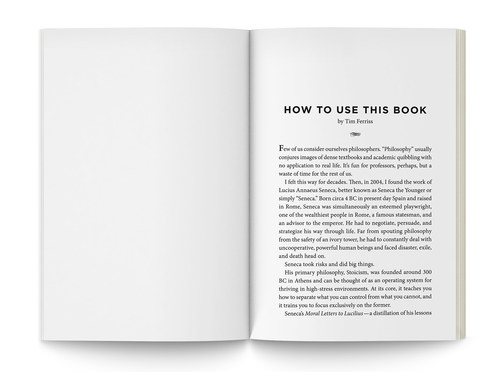 The Tao of Seneca | Interior Pages 5