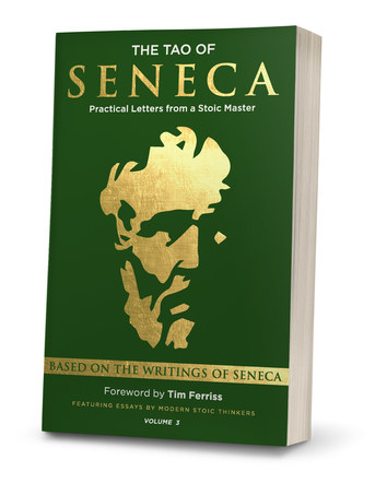 The Tao of Seneca | Volume 3 Cover