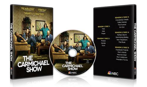 The Carmichael Show | DVD Mailer