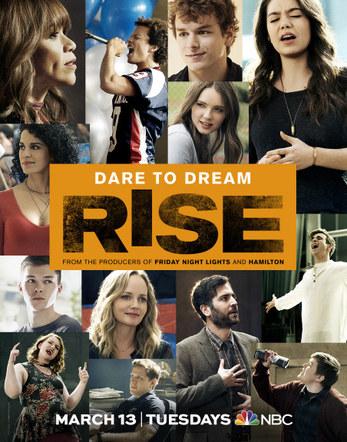 RISE | DVD Insert