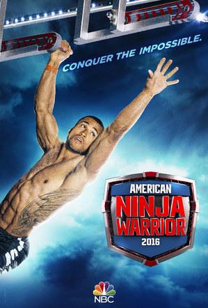 American Ninja Warriors | Season 8 Poster (Male)