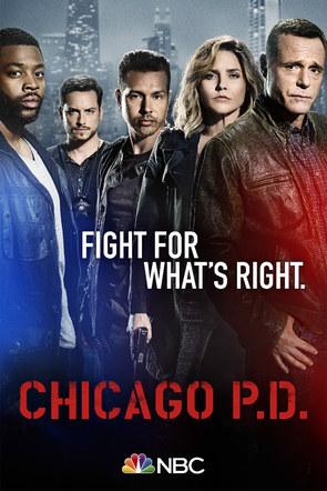 Chicago PD | Season 4 Poster