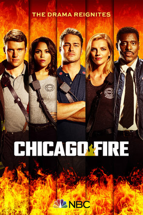 Chicago Fire | Season 5 Poster