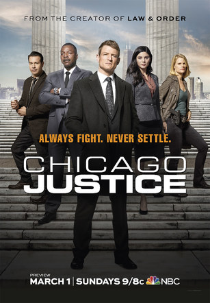 Chicago Justice | Season 1 Poster