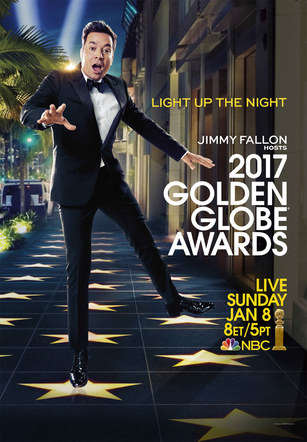 Golden Globe Awards | 2017 Poster