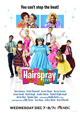 Hairspray Live! | Poster