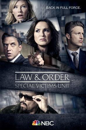 Law & Order SVU | Season 18 Poster