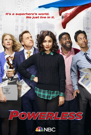 Powerless | Season 1 Poster