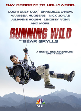 Running Wild with Bear Grylls | Season 3 Poster