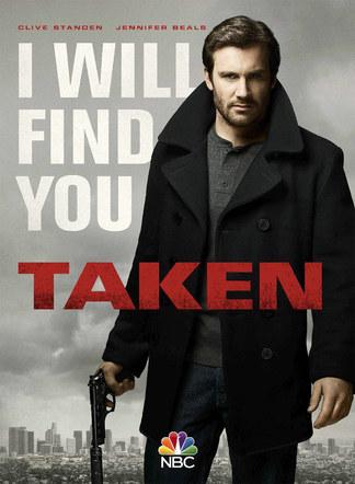 Taken | Season 2 Poster
