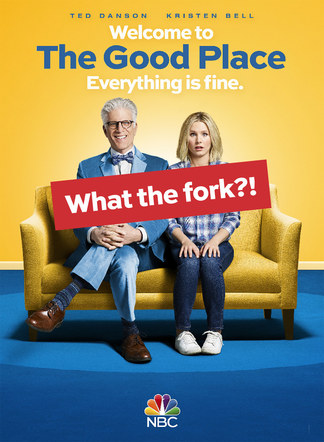 The Good Place | Season 1 Poster