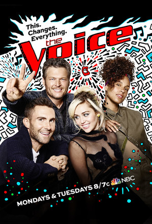 The Voice | Season 11 Poster