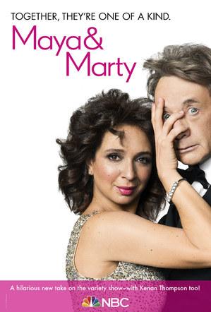 Maya & Marty | Season 1 Poster