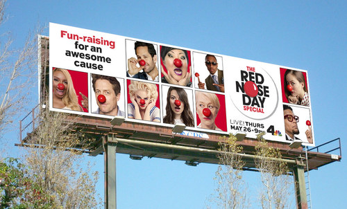 2016 Red Nose Day | 14 x 48 Bulletin