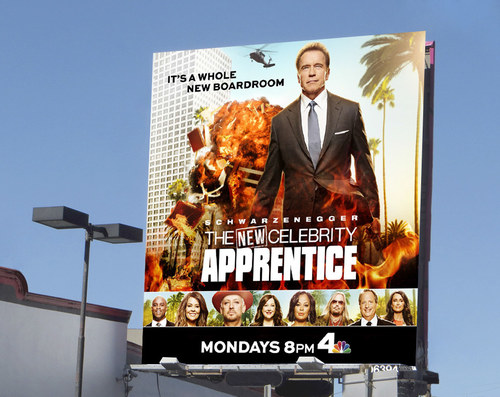 The New Celebrity Apprentice | 26 x 24 Premium Square