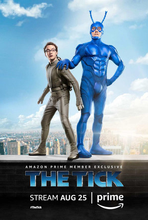 The Tick | Poster 1