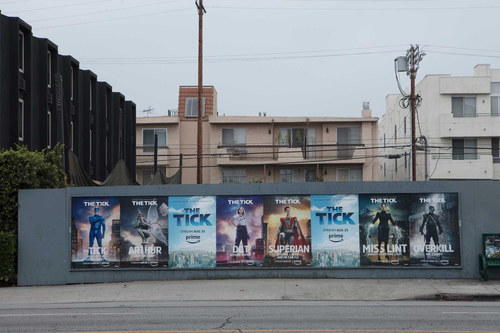 The Tick | Character Poster Wall 2