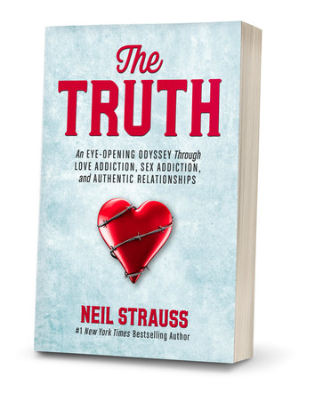 The Truth | Paperback Cover Design 2