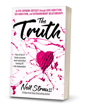 The Truth | Paperback Cover Design 5
