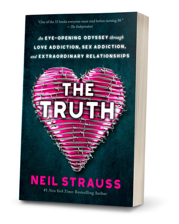 The Truth | Paperback Cover Design 6