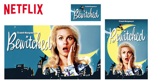 Netflix Website Show Images | Bewitched