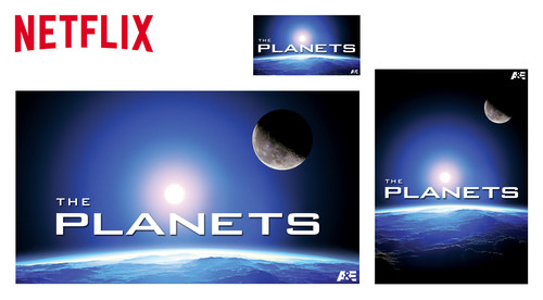 Netflix Website Show Images | The Planets