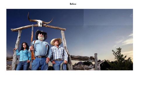 American Hoggers | A&E Show Key Art (Before)