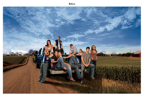 Friday Night Lights | NBC Show Key Art (Before)
