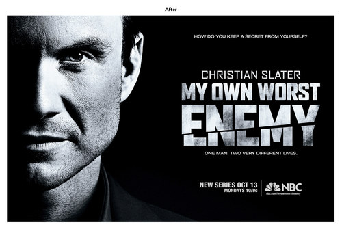 My Own Worst Enemy | NBC Show Key Art (After)
