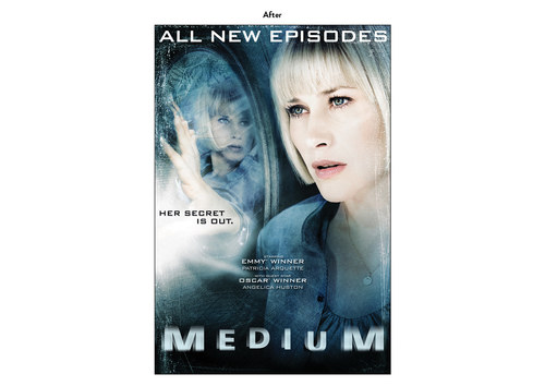 Medium, Season 4 | NBC Show Key Art (After)