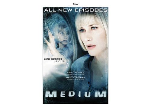 Medium, Season 4 | NBC Show Key Art (After)