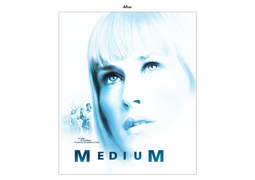 Medium, Season 2 | NBC Show Key Art (After)