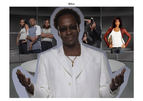 Being Bobby Brown | Bravo Show Key Art (Before)