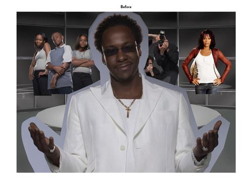 Being Bobby Brown | Bravo Show Key Art (Before)