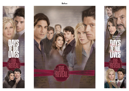Days of Our Lives | NBC Show Key Art (Before)