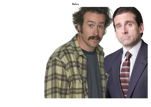 My Name Is Earl/The Office | NBC Show Advertising Art (Before)