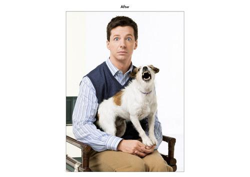 Will & Grace - Sean | NBC Emmy Mailer Art (After)