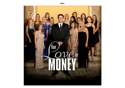 For Love or Money | NBC Show Key Art (After)