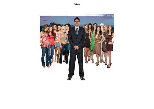 Age of Love | NBC Show Key Art (Before)