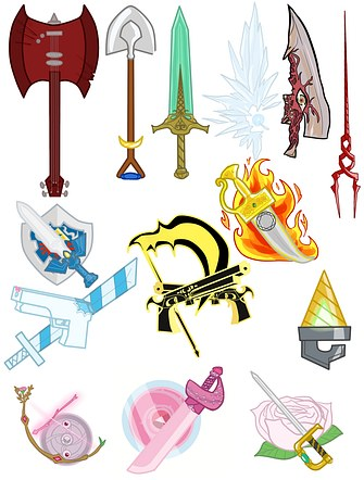 Weapon Art