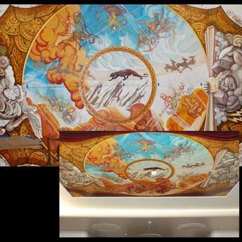 Boulder Theater Lobby Mural
