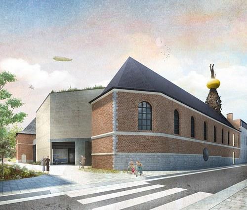 Museum Kortrijk - Belgium