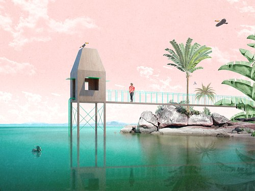 The #pacific #beachtower